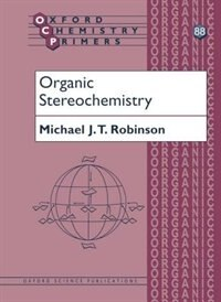 Book Organic Stereochemistry by Michael Robinson