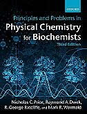 Book Principles and Problems in Physical Chemistry for Biochemists by Nicholas C. Price