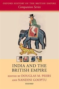 Book India and the British Empire by Douglas M. Peers