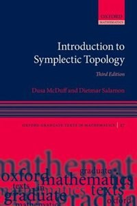 Book Introduction to Symplectic Topology by Dusa McDuff