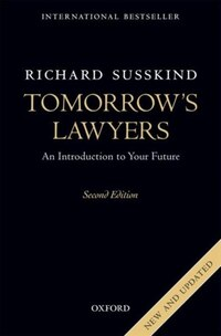 Tomorrows Lawyers: An Introduction to Your Future