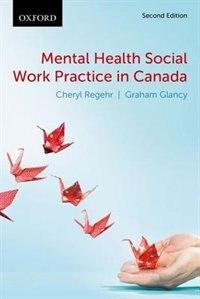 Mental Health Social Work Practice in Canada