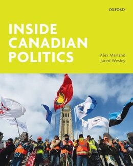 Book Inside Canadian Politics by Alex Marland