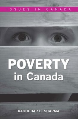 Book Poverty in Canada by Raghubar D. Sharma