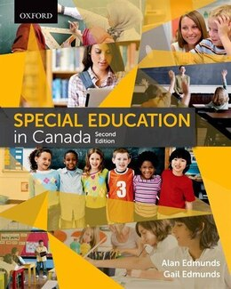 Book Special Education in Canada by Alan L. Edmunds