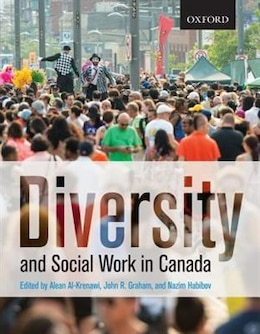 Book Diversity and Social Work in Canada by Alean Al-krenawi