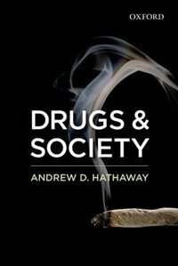 Book Drugs and Society by Andrew D. Hathaway