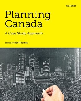Book Planning Canada: A Case Study Approach by Ren Thomas
