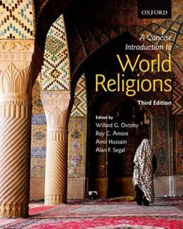 Book A Concise Introduction to World Religions by Willard G. Oxtoby