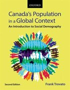Canadas Population in a Global Context: An Introduction to Social Demography