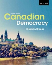 Canadian Democracy: Updated Eighth Edition