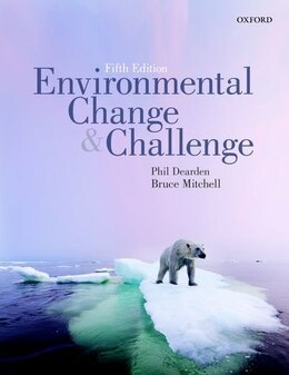 Book Environmental Change and Challenge: A Canadian Perspective by Philip Dearden