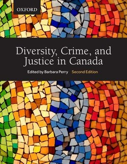 Book Diversity, Crime, and Justice in Canada by Barbara Perry