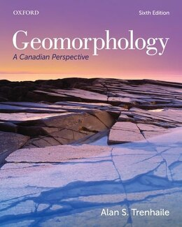 Book Geomorphology: A Canadian Perspective by Alan Trenhaile