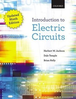 Book Introduction to Electric Circuits, Updated Edition by Herbert W. Jackson