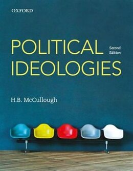 Book Political Ideologies by H. B. McCullough