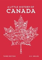 Book A Little History of Canada by H.V. Nelles