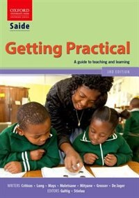 Book SAIDE Getting Practical: A professional studies guide to teaching and learning by Costa Criticos