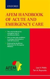 Book AFEM Handbook of Acute and Emergency Care by Lee A. Wallis