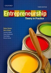 Book Entrepreneurship: Theory in Practice by Laurence Beder