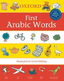 Book First Arabic Words by David Melling