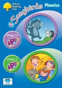 Book Oxford Reading Tree: Stages 1+ - 2: e-Songbirds CD-ROM Unlimited by Clare Kirtley