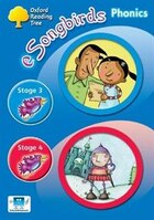 Oxford Reading Tree: Stages 3 - 4: e-Songbirds CD-ROM Unlimited