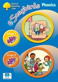 Oxford Reading Tree: Stages 5 - 6: e-Songbirds CD-ROM Unlimited