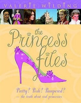 Book The Princess Files by Valerie Wilding