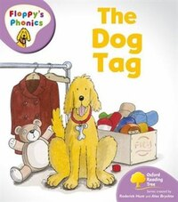 Oxford Reading Tree: Stage 1+: Floppys Phonics The Dog Tag