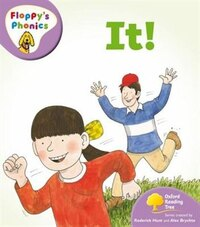 Oxford Reading Tree: Stage 1+: Floppys Phonics It