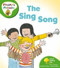 Oxford Reading Tree: Stage 2: Floppy's Phonics The Sing Song