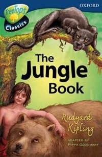 Book Oxford Reading Tree: Stage 14: TreeTops Classics The Jungle Book by Pippa Goodhart