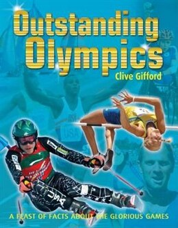 Book Outstanding Olympics by Clive Gifford