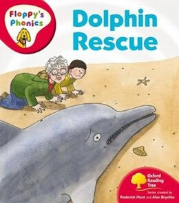 Book Oxford Reading Tree: Stage 4: Floppys Phonics Dolphin Rescue by Roderick Hunt