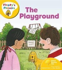 Book Oxford Reading Tree: Stage 5: Floppys Phonics The Playground by Roderick Hunt