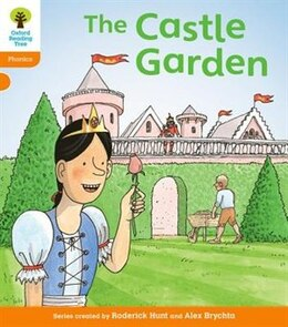 Book Oxford Reading Tree: Stage 6: Floppys Phonics The Castle Garden by Roderick Hunt