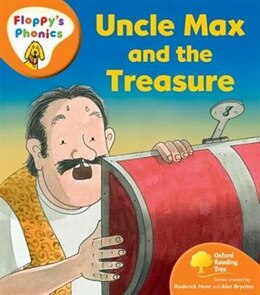 Book Oxford Reading Tree: Stage 6: Floppys Phonics Uncle Max and the Treasure by Roderick Hunt