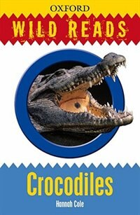Book Wild Reads: Crocodiles by Hannah Cole