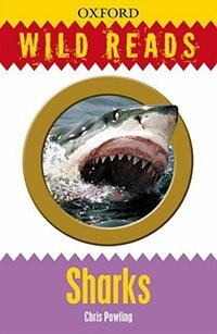 Book Wild Reads: Sharks by Chris Powling