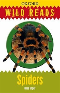 Book Wild Reads: Spiders by Rose Impey