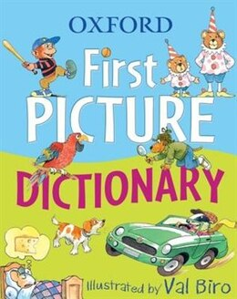 Book Oxford First Picture Dictionary by Val Biro
