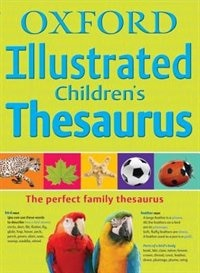 Book Oxford Childrens Thesaurus Flexi 2010 by Oxford Dictionaries