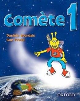 Book Comete: Students Book: Part 1 by Daniele Bourdais