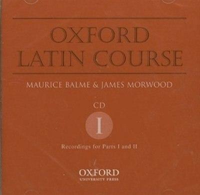 Oxford Latin Course: Cd 1 de James Morwood