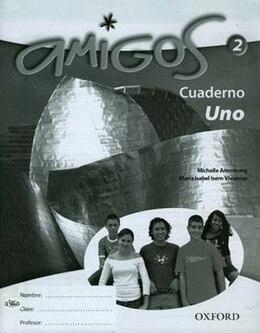 Book Amigos: 2 Workbook Lower (uno) by Vincent Everett