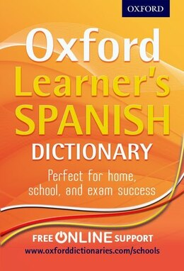 Book Oxford Learners Spanish Dictionary: Reissue by Nicholas Rollin
