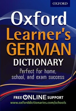Book Oxford Learners German Dictionary: Reissue by Oxford Dictionaries