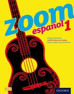 Book Zoom espanol: Level 1 Student Book by Isabel Alonso de Sudea