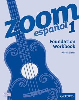 Book Zoom espanol: Level 1 Foundation Workbook by Vincent Everett